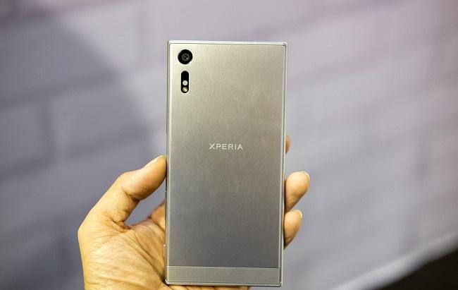Sony Xperia XZ xách tay có thiết kế đẹp ấn tượng