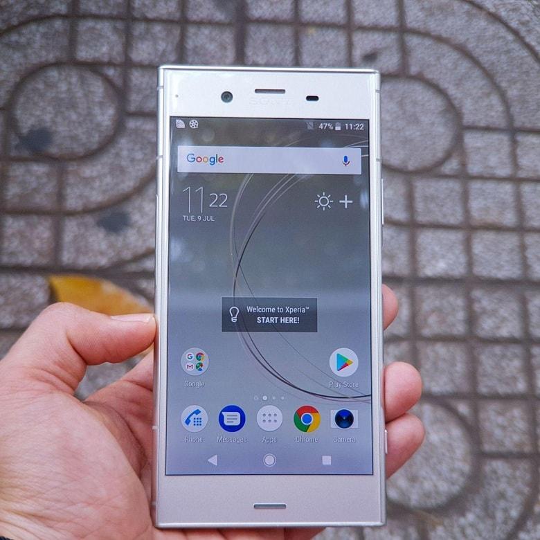 Sony Xperia XZ1 có cấu hình cực tốt trong tầm giá