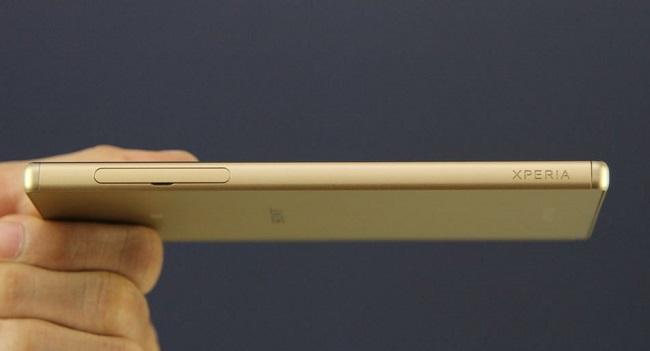 Sony Xperia Z5 Cũ hỗ trợ 1 SIM