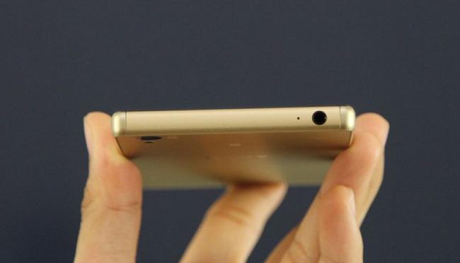 Sony Xperia Z5 Cũ có thiết kế khá mỏng