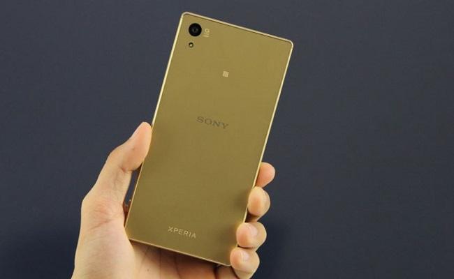 Sony Xperia Z5 Cũ có thiết kế đẹp, tinh tế