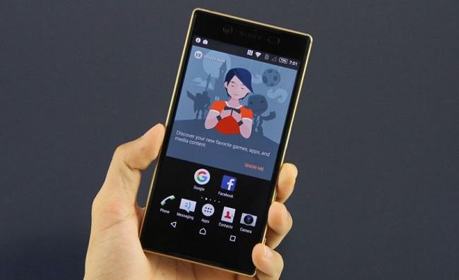 Sony Xperia Z5 Cũ đang có giá hấp dẫn tại Viettablet
