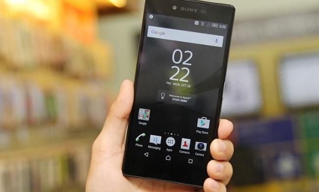 Hiệu năng Sony Xperia Z5 Premium Cũ vô cùng ấn tượng