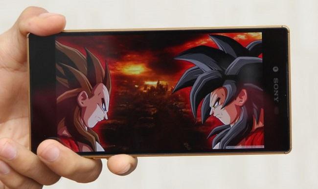 Sony Xperia Z5 Premium Cũ cho hình ảnh sắc nét với góc nhìn rộng