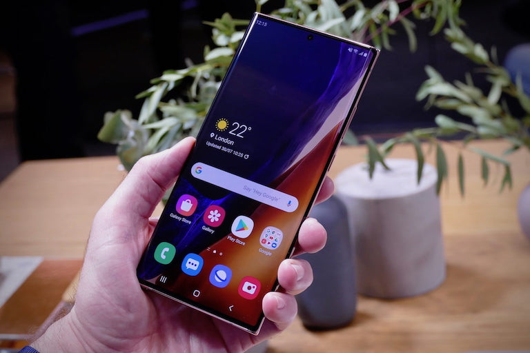 màn hình Samsung Galaxy Note 20 Ultra 128GB Bản Mỹ