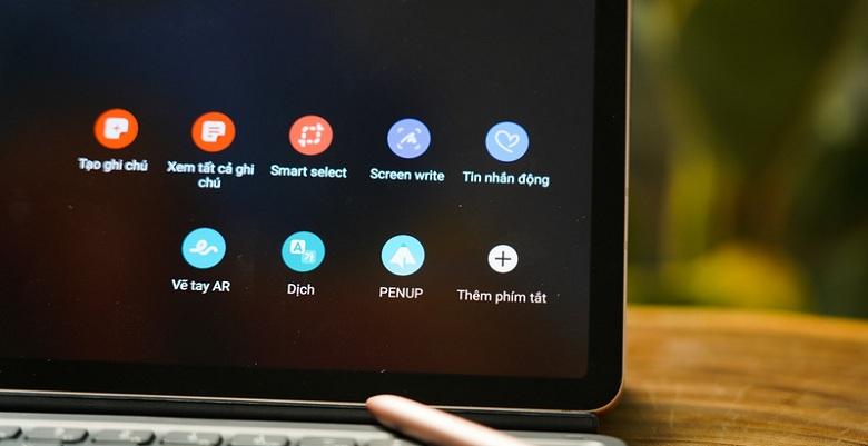 màn hình Samsung Galaxy Tab S7