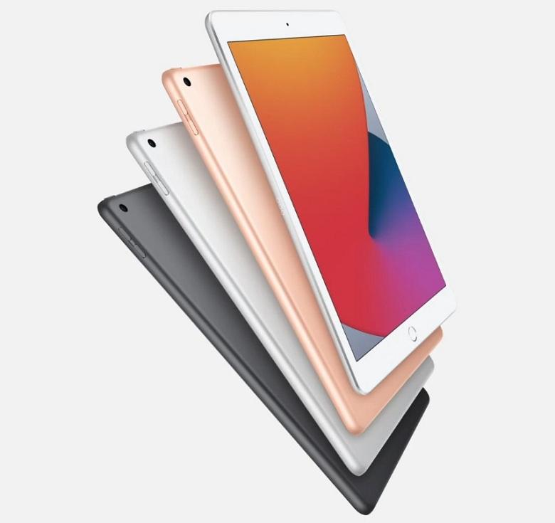 màu sắc iPad Gen 8 (2020)