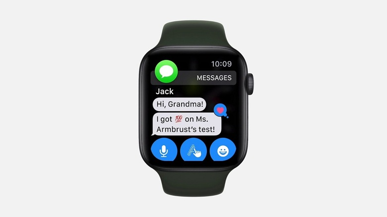 family trên Apple Watch SE