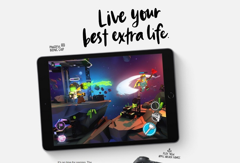 game trên iPad Gen 8