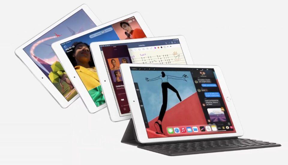 Tính năng trên iPad Gen 8
