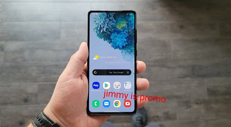 màn hình Galaxy S20 FE 5G