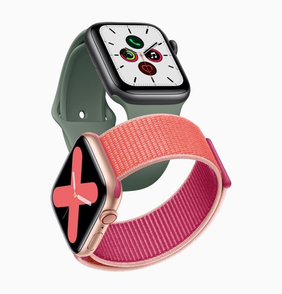 apple watch series 6 thiết kế