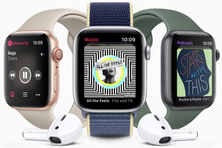 Nên mua Apple Watch Series 6 hay Series 5