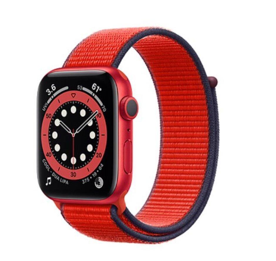 Nên mua apple Watch Series 6 màu đỏ