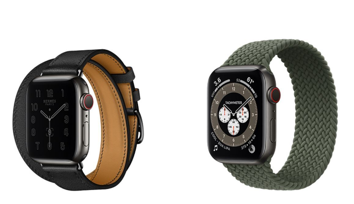 Nên mua apple Watch Series 6 màu đen