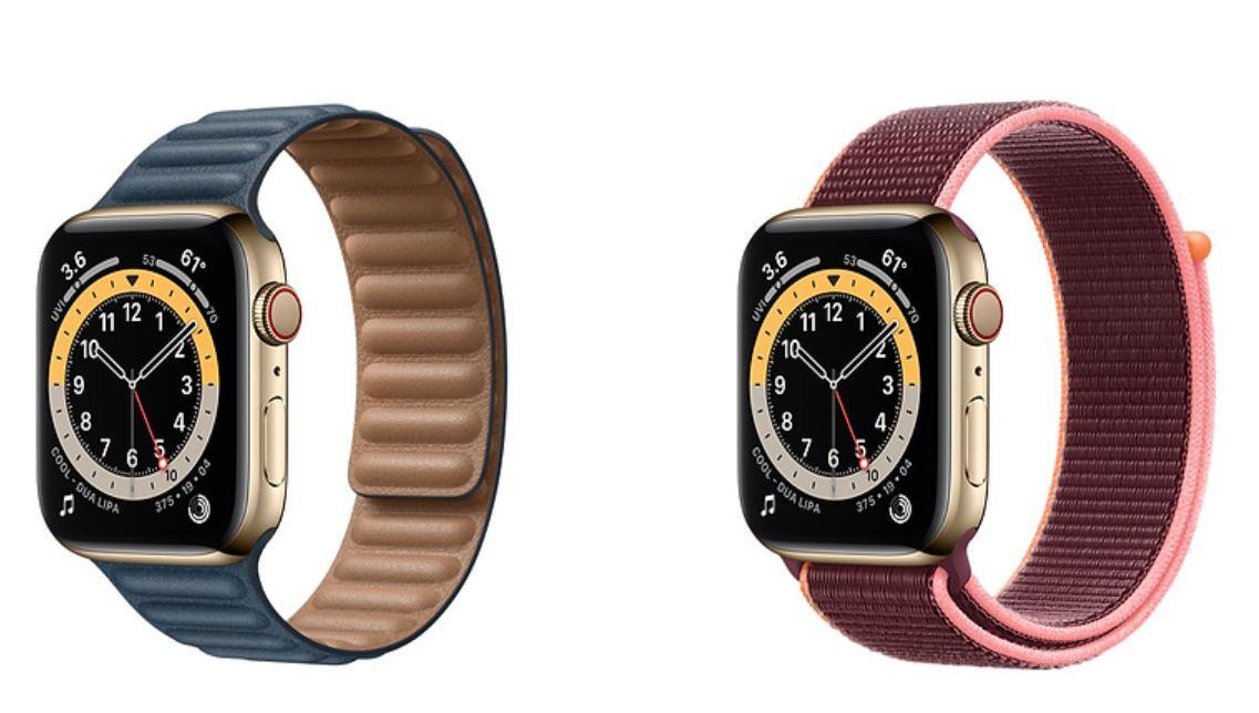 Nên mua apple Watch Series 6 màu vàng