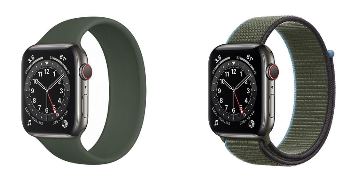 Nên mua apple Watch Series 6 màu than chì