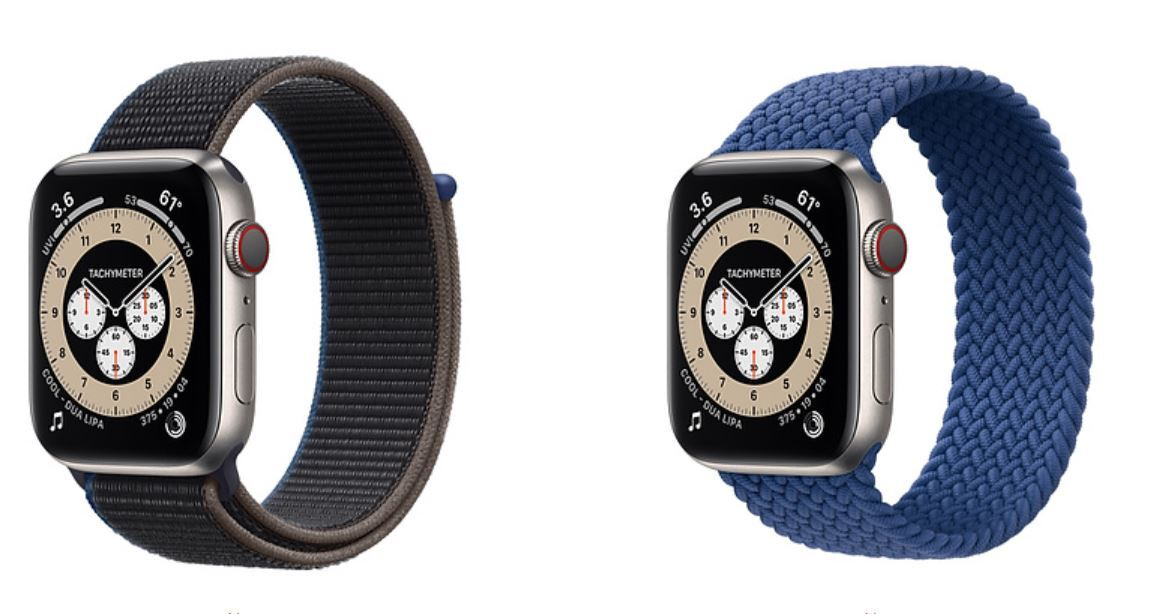Nên mua apple Watch Series 6 màu titan