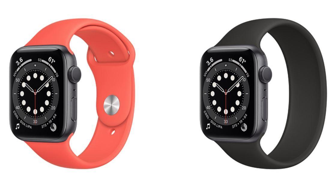 Nên mua apple Watch Series 6 màu xám không gian