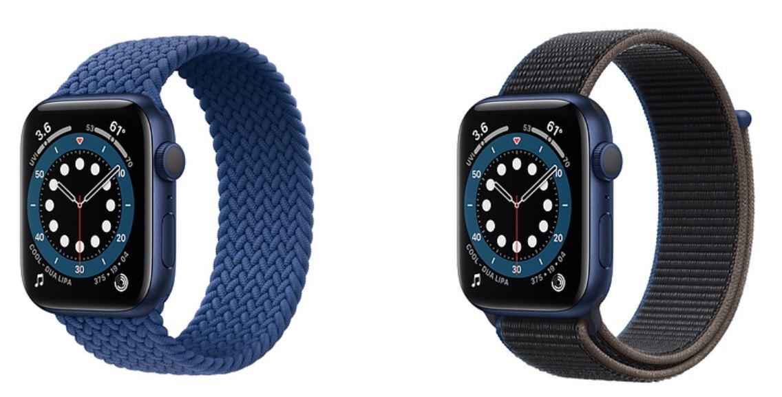 Nên mua apple Watch Series 6 màu xanh da trời