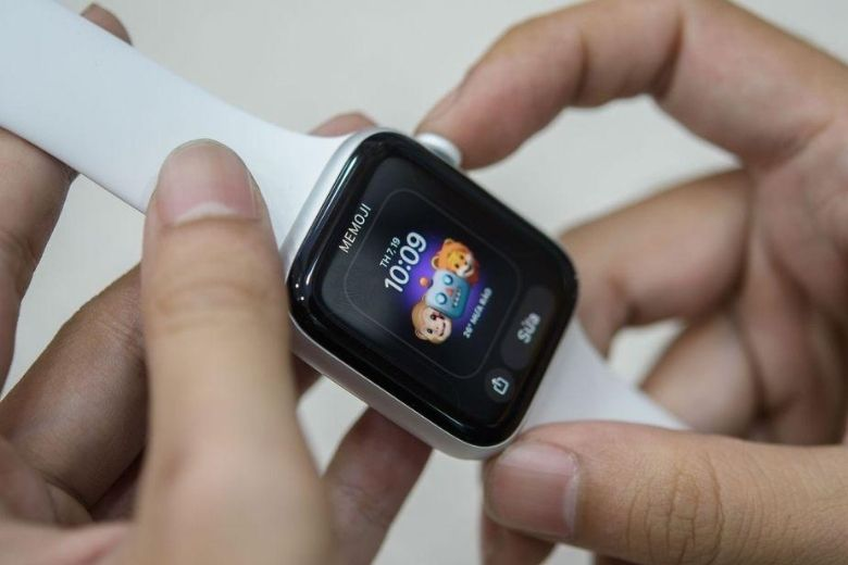 Apple Watch SE hiển thị