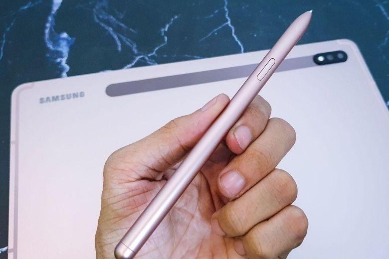 Đánh giá Samsung Galaxy Tab S7