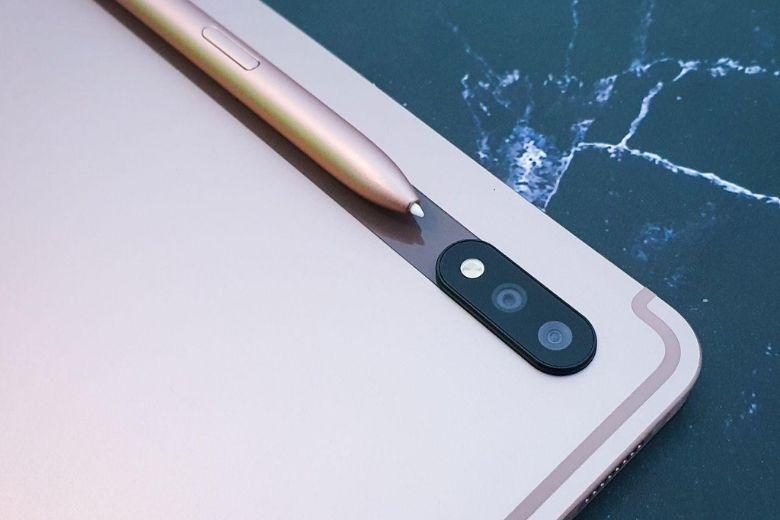 Đánh giá Samsung Galaxy Tab S7 camera