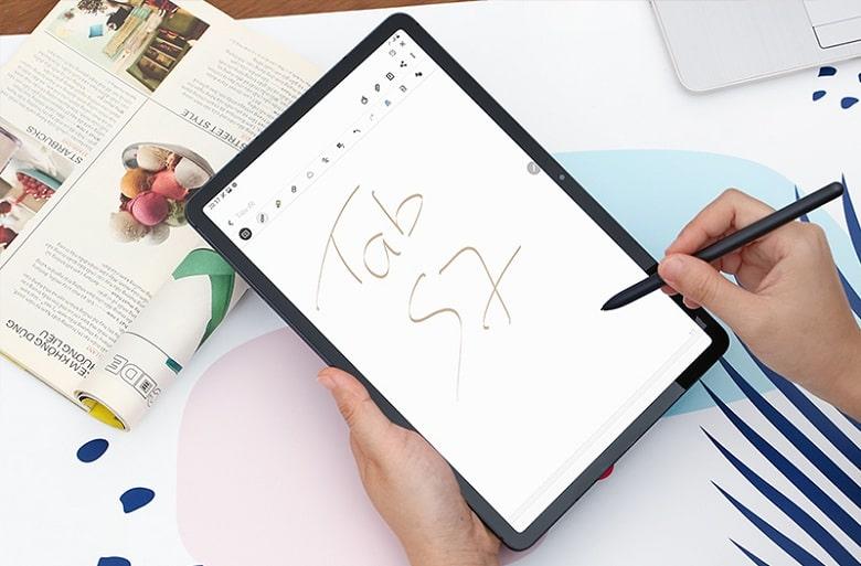 S-pen trên Samsung Galaxy Tab S7