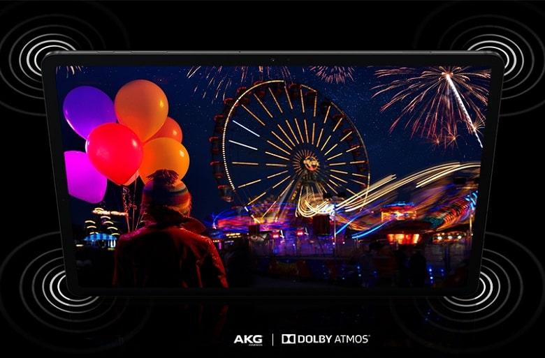 Loa AKG Samsung Galaxy Tab S7