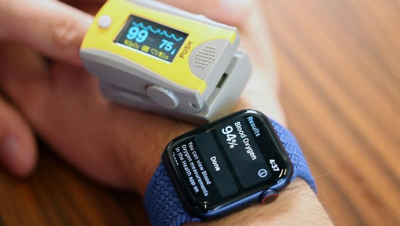 Apple Watch Series 6 đo sai nồng độ oxy