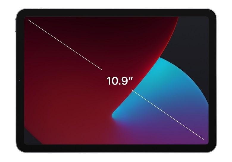 ipad air 4 2020 màn hình