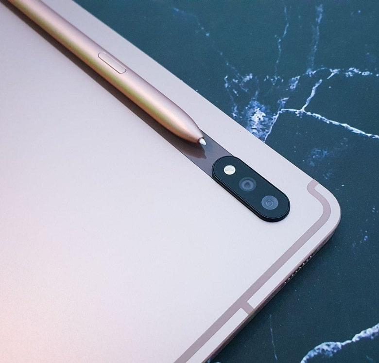 tiện ích của Samsung Galaxy Tab S7