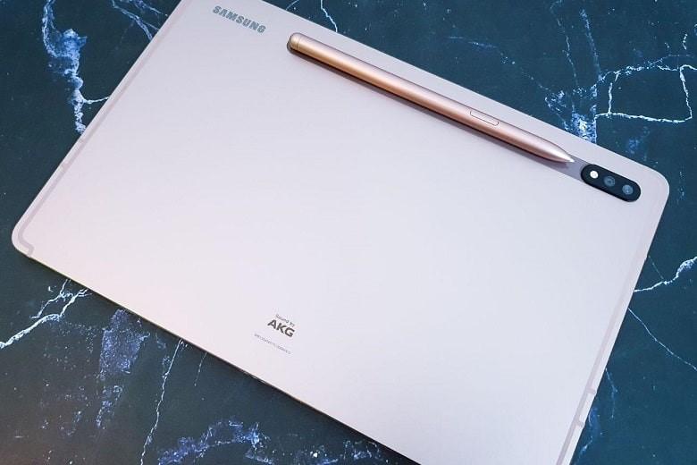 Tổng hợp tiện ích của Samsung Galaxy Tab S7