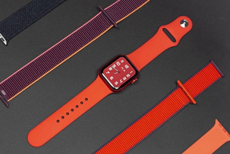 Apple Watch Series 6 dây đeo
