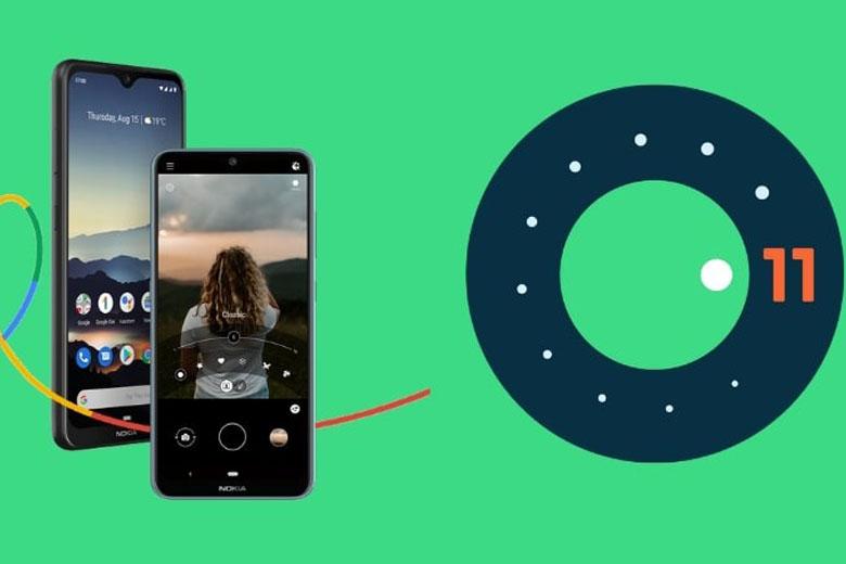 điện thoại Nokia được cập nhật Android 11