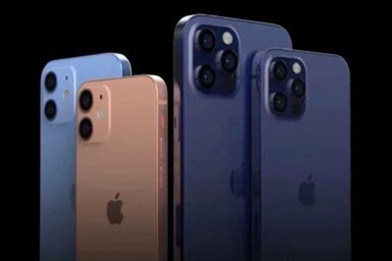 iphone 12 màu mới