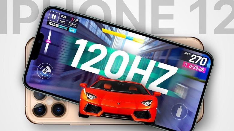 TẦN số quét màn hình 120hz