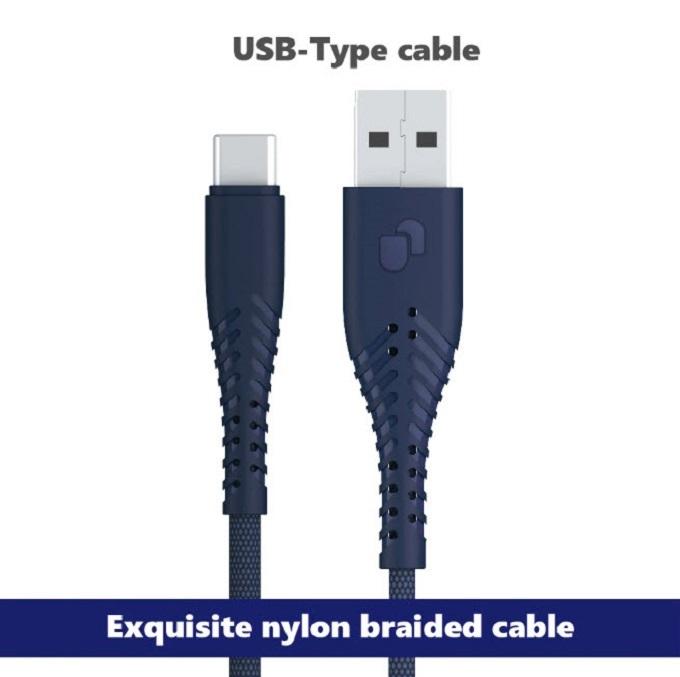 Cáp USB Type C Umetravel C2-TC
