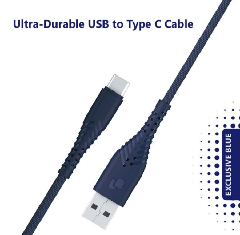 thiết kế cáp USB Type C Umetravel C2-TC