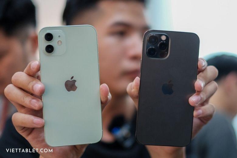 iphone 12 và 12 pro tại việt nam