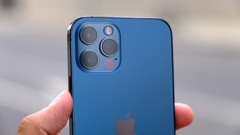 camera iPhone 12 Pro hay iPhone 12 Pro Max