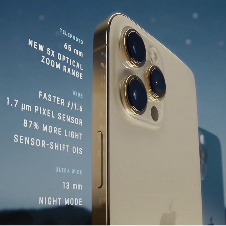 đánh giá cụm camera iphone 12 pro max