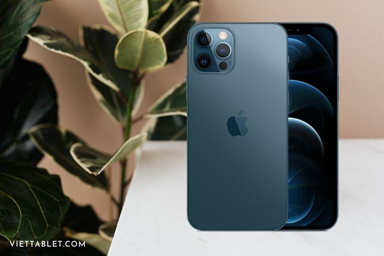 ngoại hình iphone 12 pro