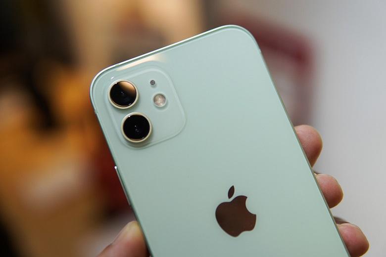 iphone 12 màu xanh lá
