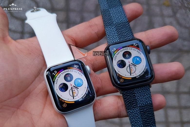 trên tay Apple Watch Series 4 (40 mm) Esim