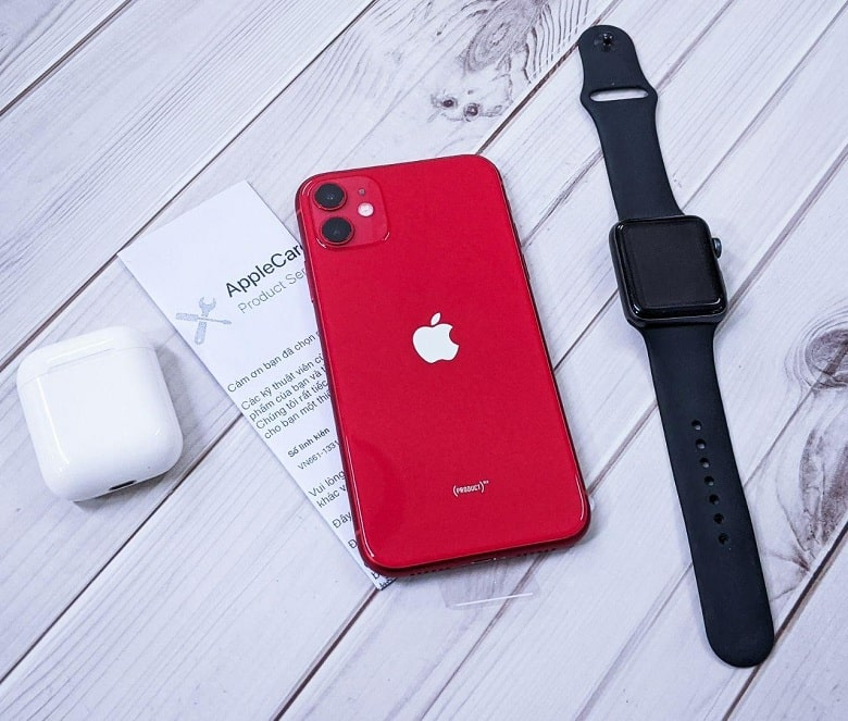 iPhone 11 VN/A màu đỏ