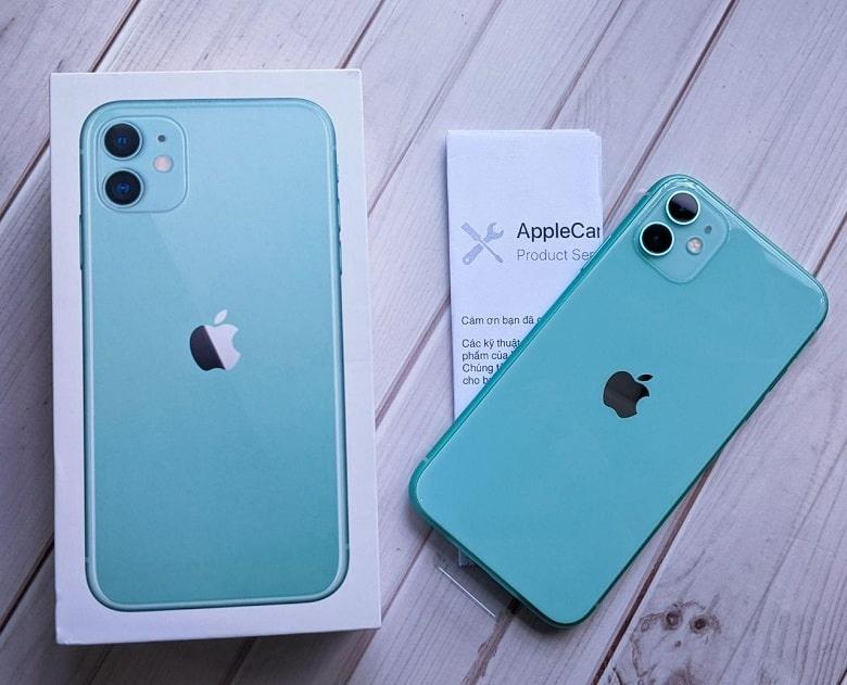 thiết kế iPhone 11 64GB Mới Chưa Active