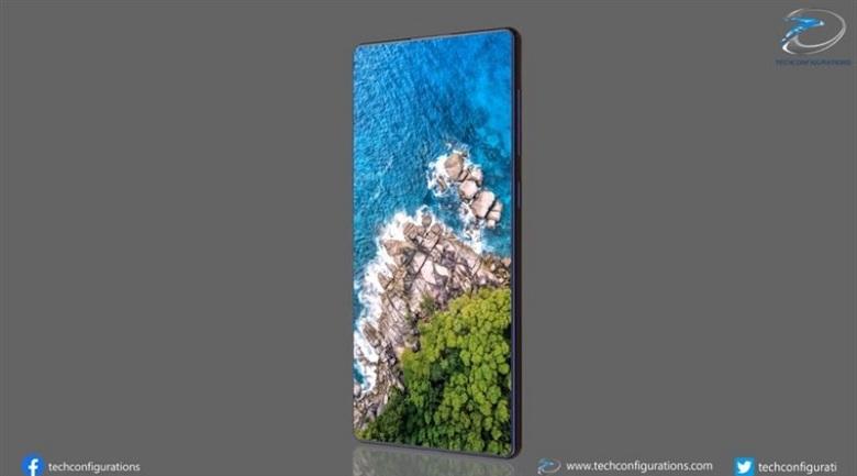 màn hình Xiaomi Mi Mix 5 Ultra