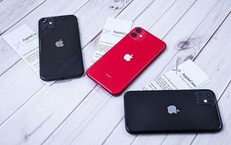 iPhone 11 128GB đủ màu