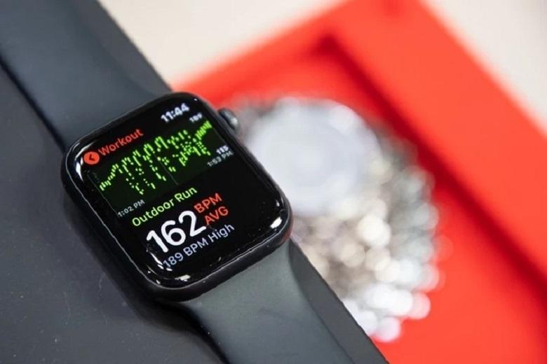 luyện tập với apple watch series 5